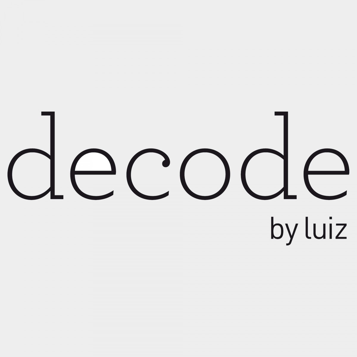 Decode by Luiz Logo