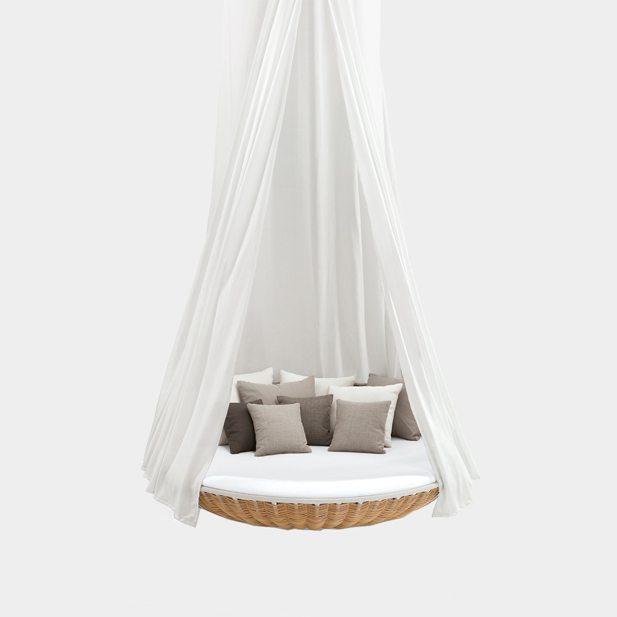 Swingrest Hanging Lounger mit Himmel