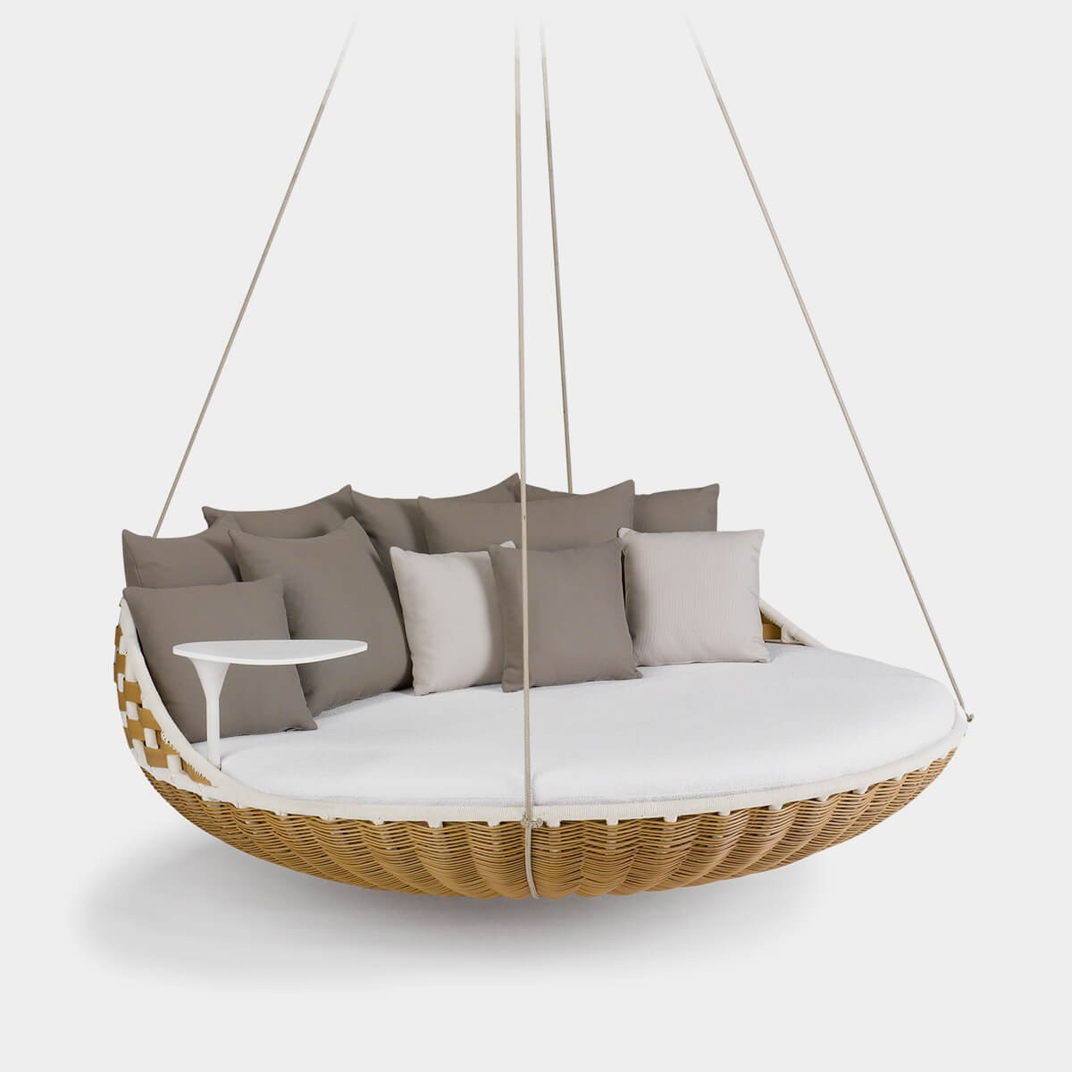 Dedon Swingrest Hanging Lounger Ansicht Natural