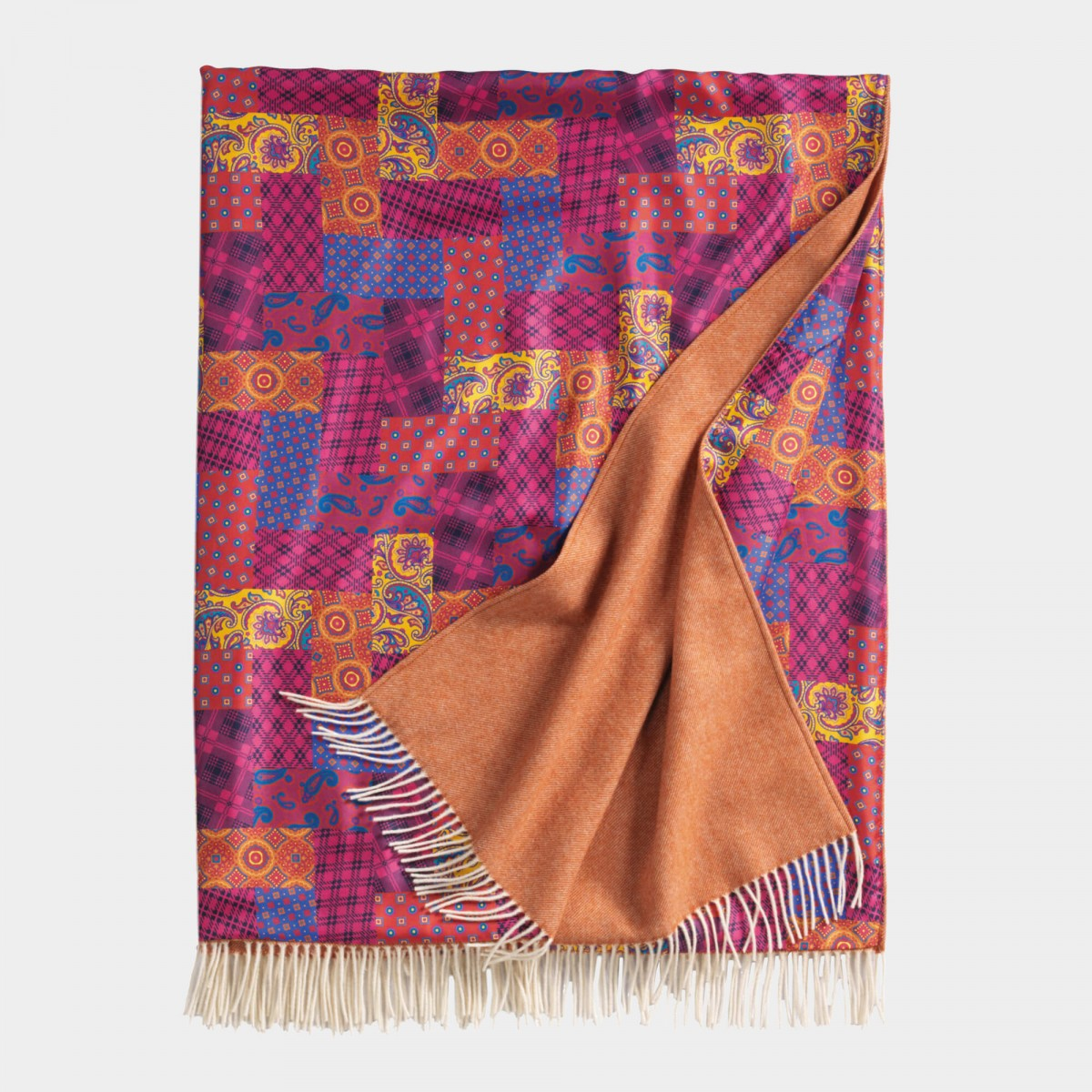 Eagle Products Lucca Plaid pink/orange