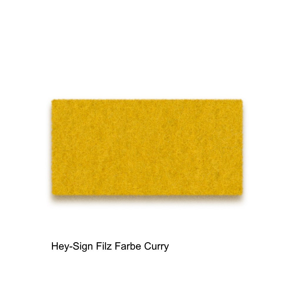 Hey-Sign Farbe Curry 23