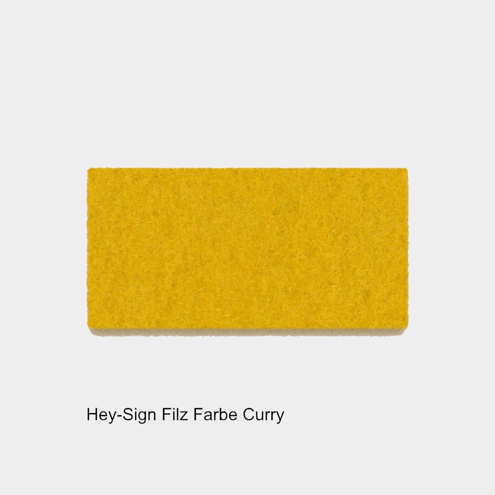 Hey-Sign Farbe Curry