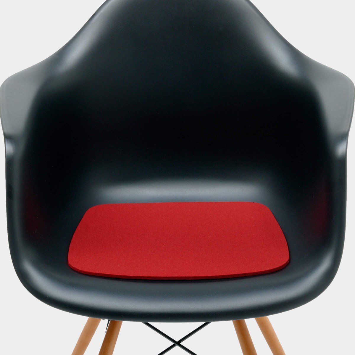 hey sign sitzauflage f r eames plastic armchair online. Black Bedroom Furniture Sets. Home Design Ideas