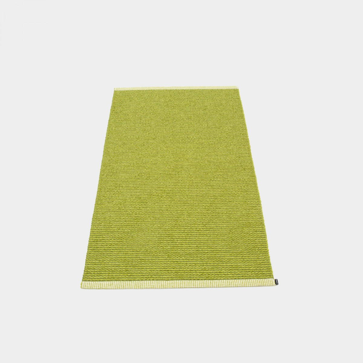 Pappelina Mono Teppich olive/lime