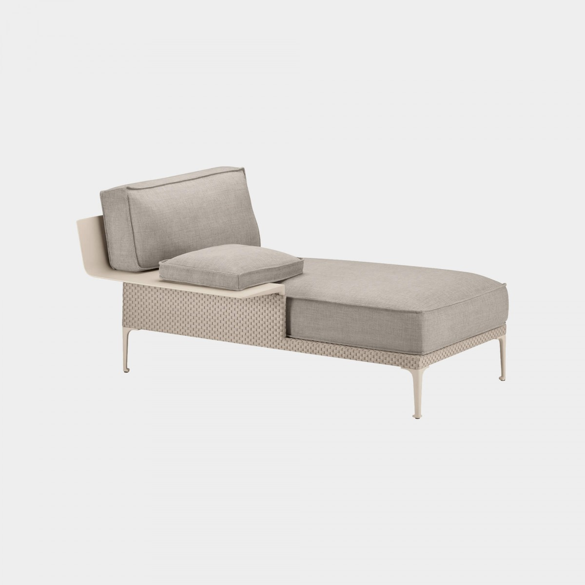 Dedon Rayn Daybed Armlehne rechts