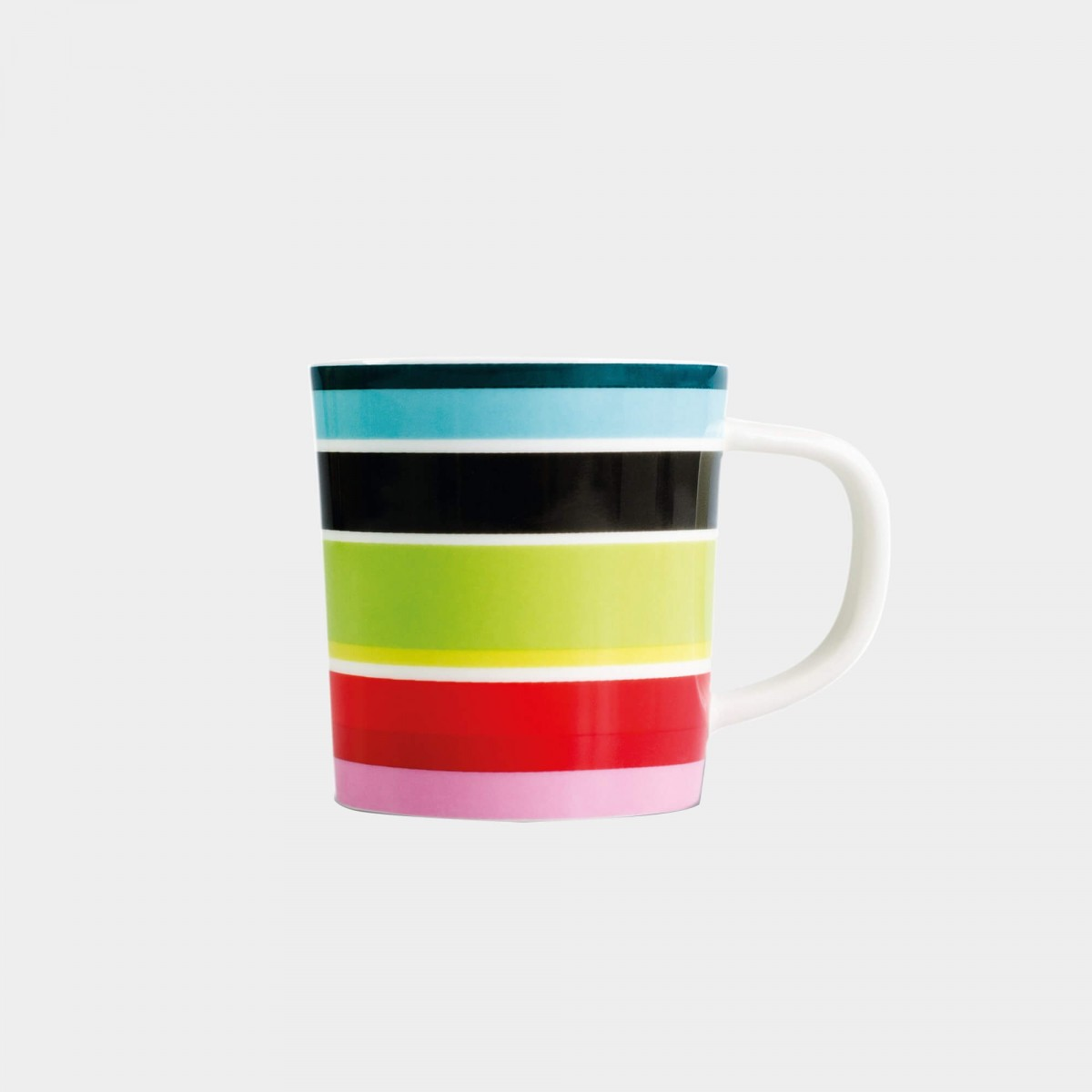 Remember Stripy Espressotasse