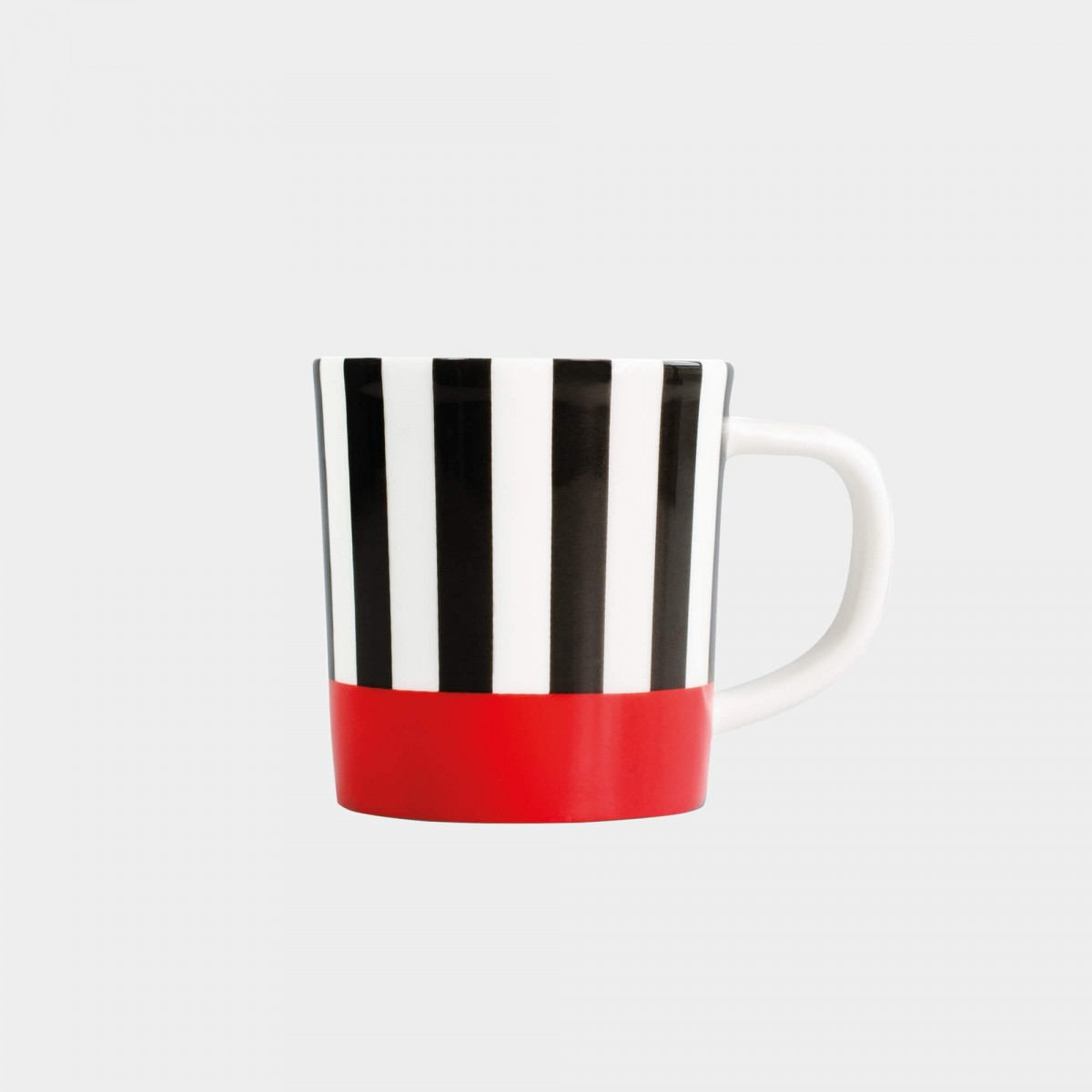 Remember Black Stripes Espressotasse