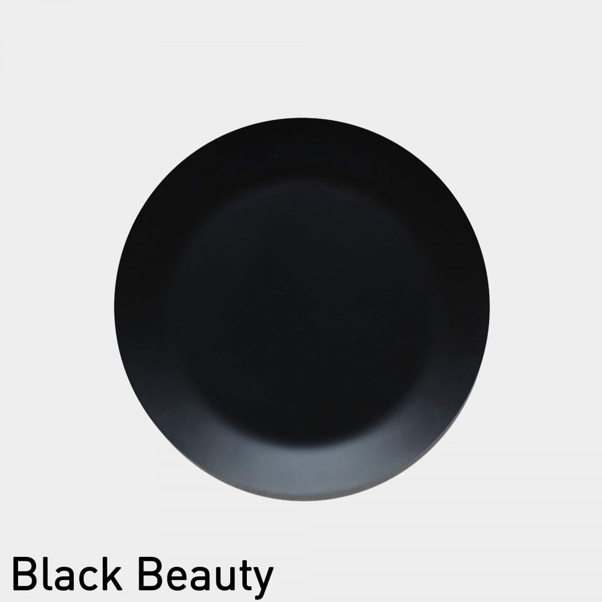 Remember Platzteller Black Beauty