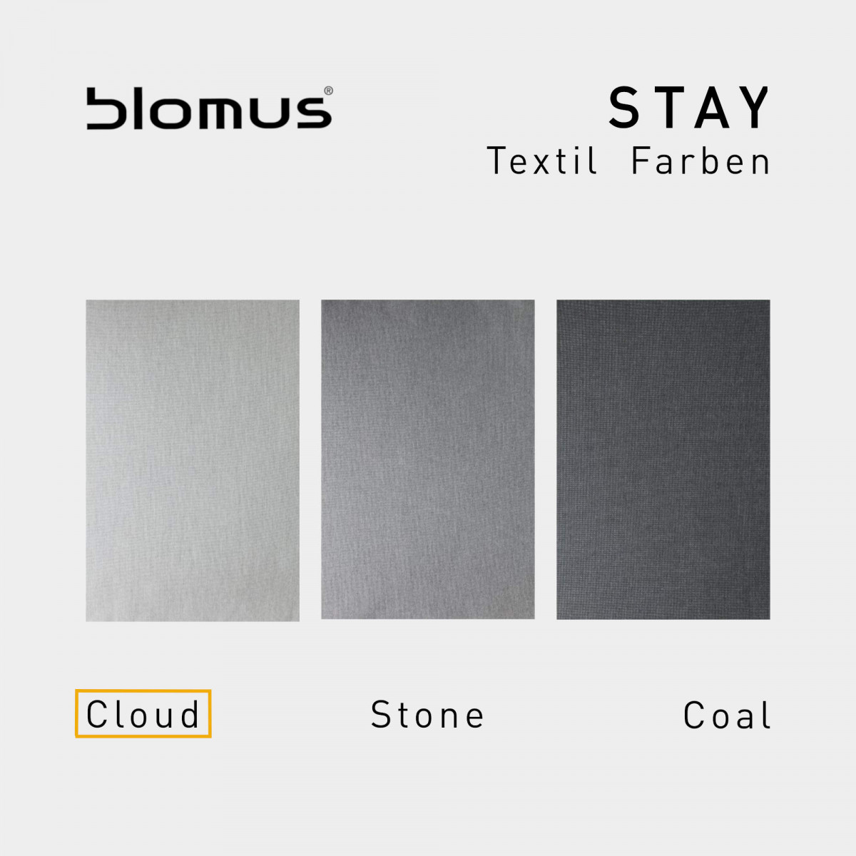 Blomus Stay Material - cloud