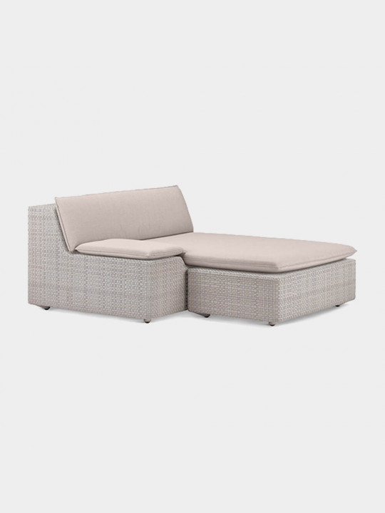 Dedon Lou Daybed rechts