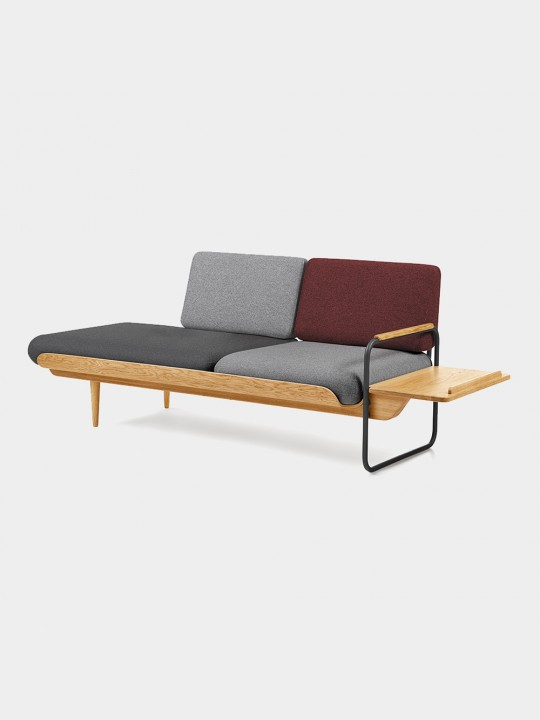 Tabanda Daybed - Ansicht