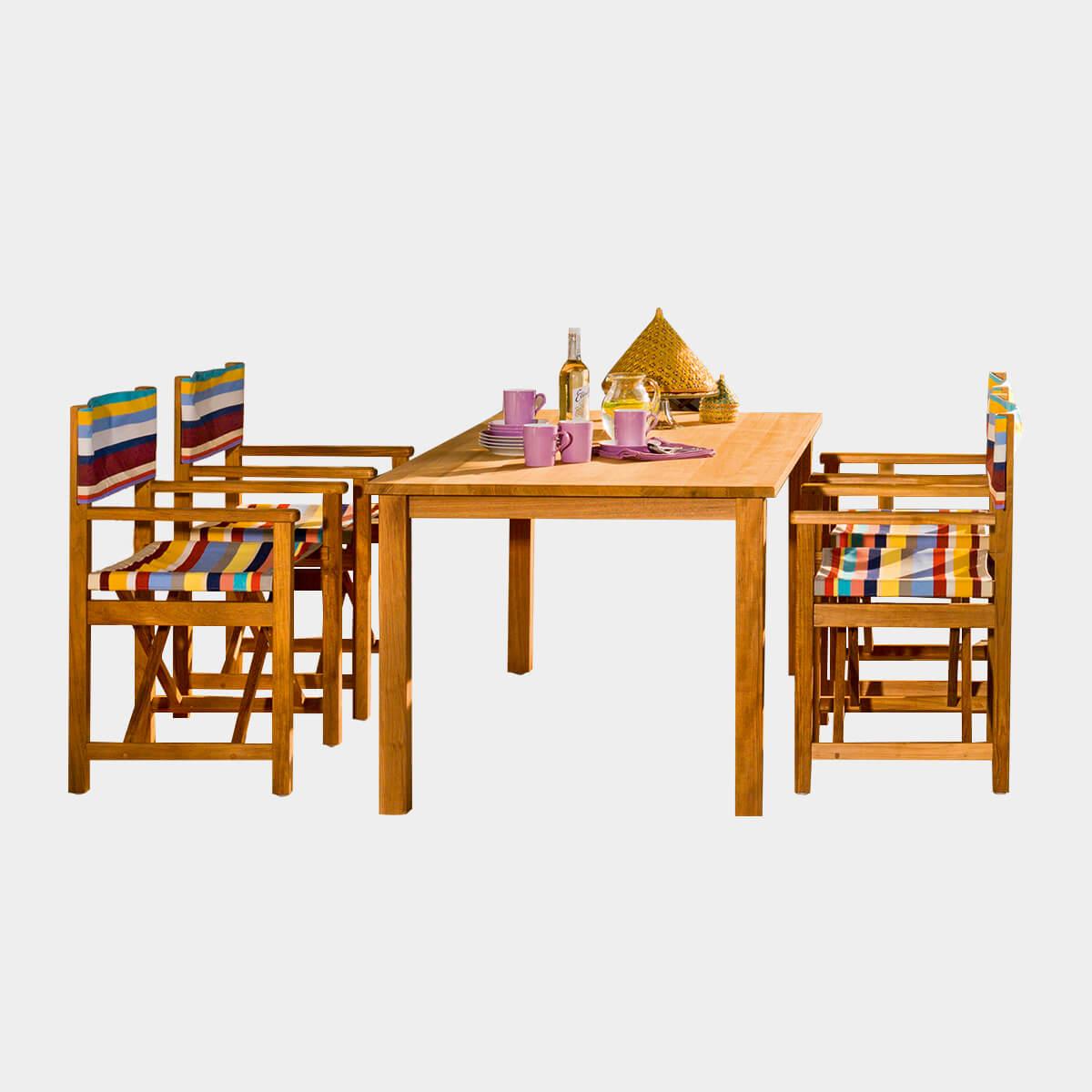 Weishäupl Cabin Sitzgruppe | Zawoh